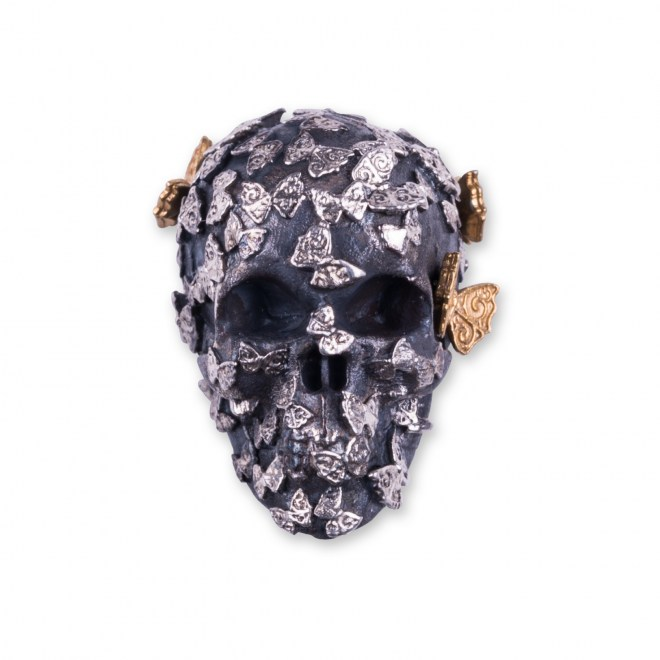 The Butterfly Effect Skull 1