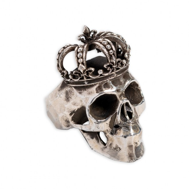 The Faceted Queen Skull 1A