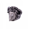 Dionysus in Silver Oxidized